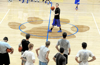 Offseason basketball - New coach Lewis lays out plan for G-C boys
