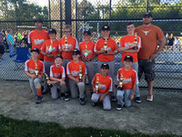 Mt. Vernon Optimist baseball teams win titles