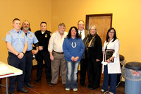 Lapel honors first responders