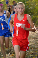 Boys XC - Marauders triumph, Cougars, Dragons, Royals advance