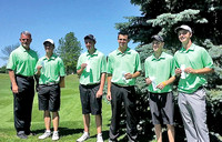 PH boys golf team ties for fourth at state