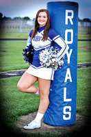 Cheerleader Spotlight - Kelly Mellene