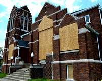 Rezoning approved at site of church
