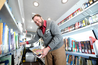 New mobile unit takes materials out into community